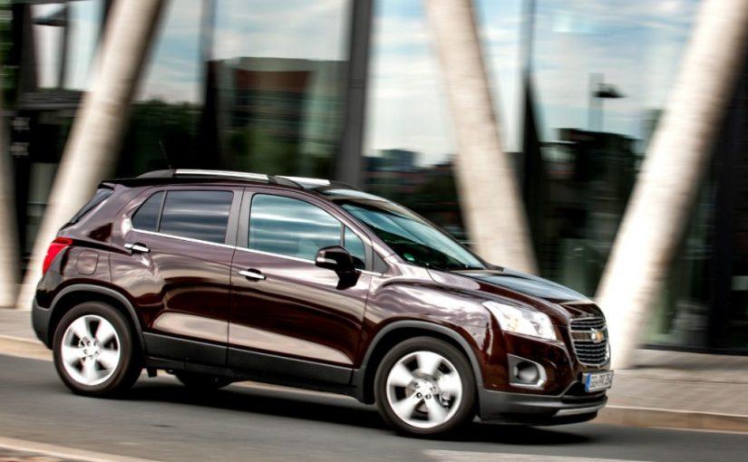 Probefahrt + Preisvorteil Chevrolet Trax